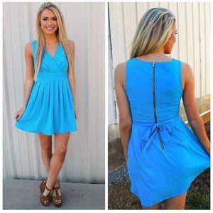 Medium Blue Dress